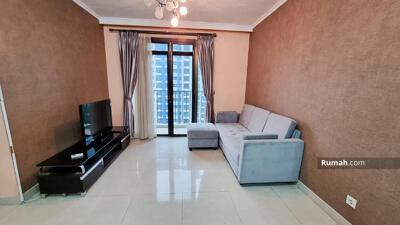 Dijual - Dijual Murah Apartemen Hampton's Park, 3 Bed 2 Bathroom Luas 121 sqm Full Furnish