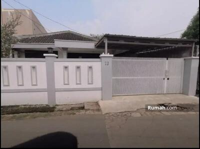 Dijual - Dijual Rumah Siap huni lokasi strategis di Jatiasih Bekasi