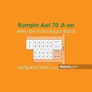 Dijual - Kavling 70 Jt-an Area Rumpin Bogor