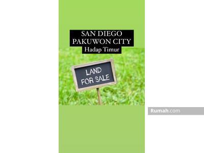Dijual - Pakuwon City Cluster San Diego