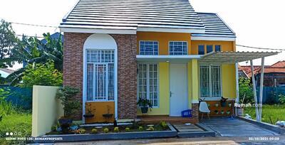 Dijual - Rumah cluster strategis di Jaka sampurna Bekasi barat