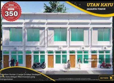 Dijual - Dijual Murah Rumah Cluster Minimalis Moncokerto Utan Kayu, Jakarta Timur