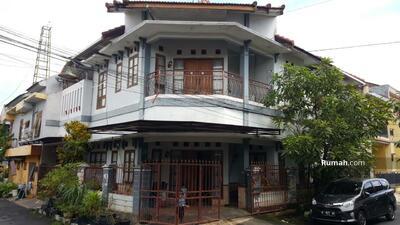 Dijual - Dijual rumah posisi hook di Griya Shanta, Suhat, Malang