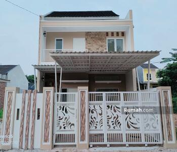 Dijual - Rumah murah cantik minimalis 2 lantai Promo deket pintu tol Cibubur/tol Jatikarya citra grand