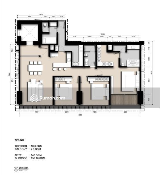 Ikea Indonesia Alam Sutera Tangerang: Apartemen Saumata Alam Sutera 3bedroom View Pool, Alam