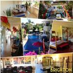 HOTEL bintang 3 @Lovina Beach, Bali, Dijual lengkap, keadaan msh beroperasi