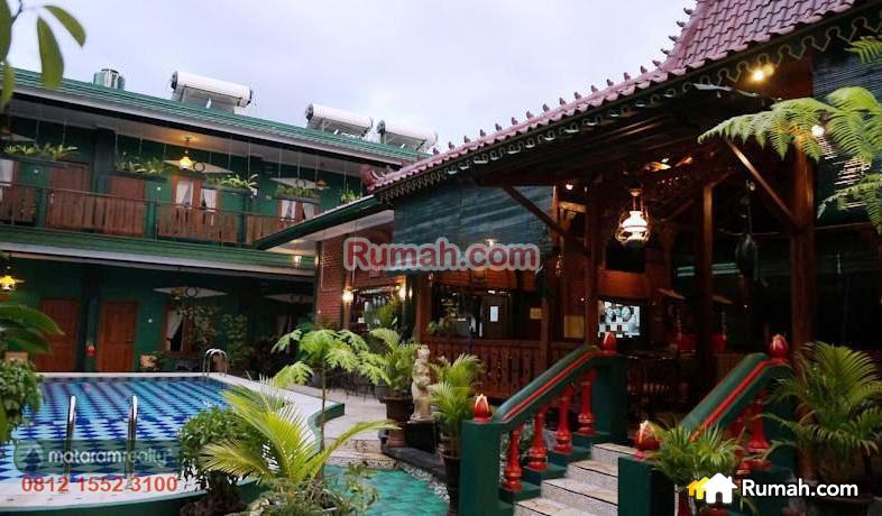 Hotel Dekat Kraton Jogja 43775351