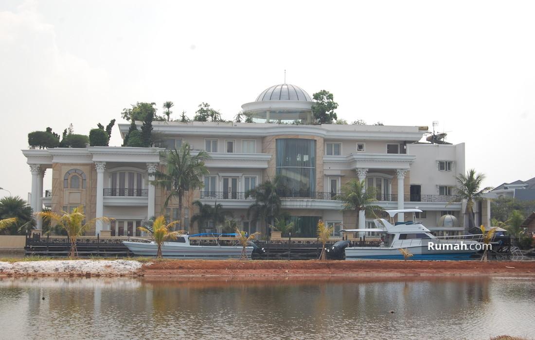 Gambar Rumah Ahok Di Pantai Mutiara - Rumah Oliv